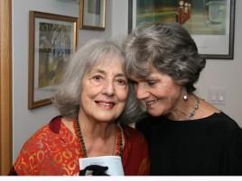 PAAM gala Gloria Nardin, Elspeth Halvorsen