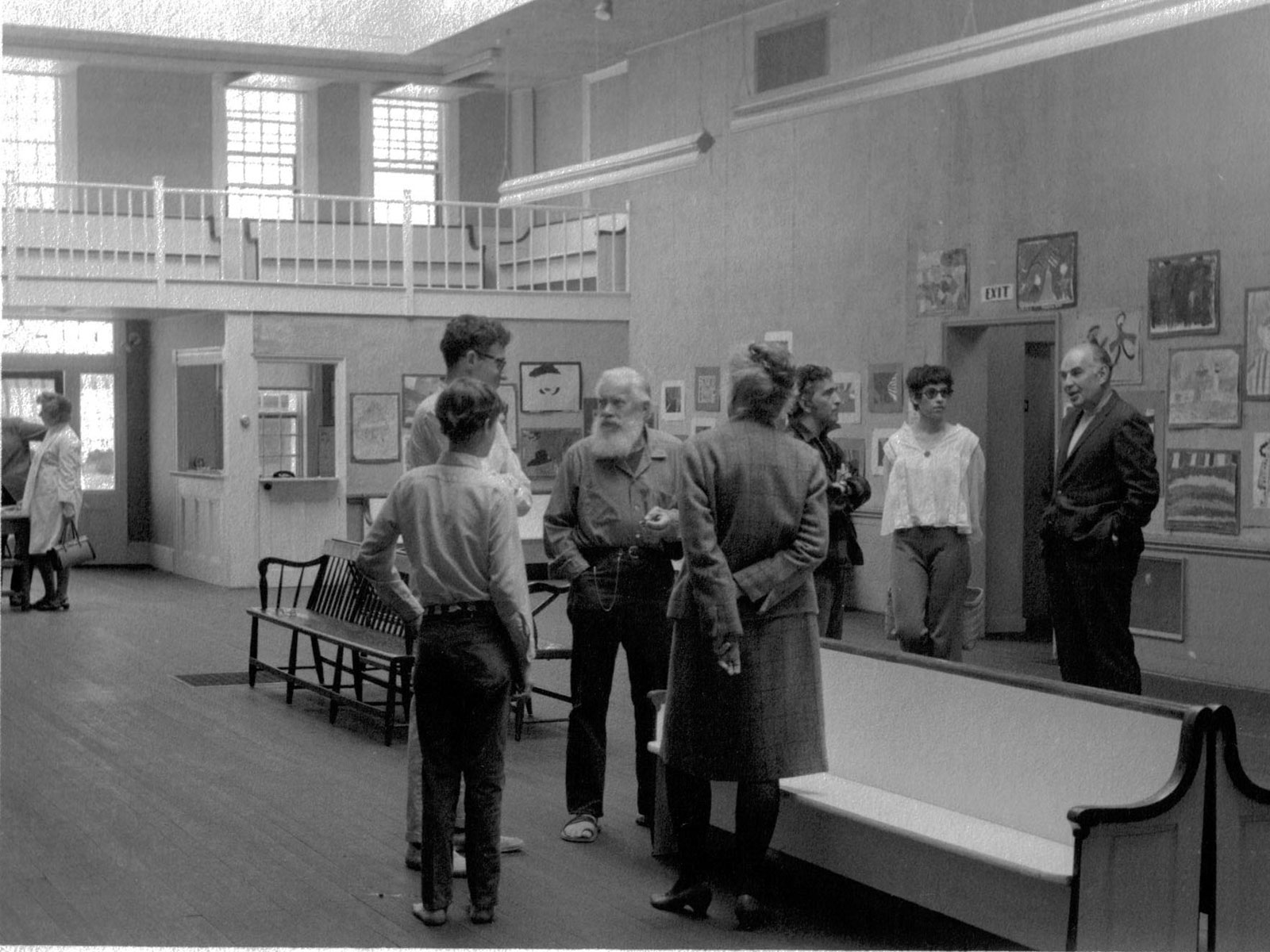 1968 PAAM galleries