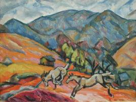 Chaffee-Kicking-Mules
