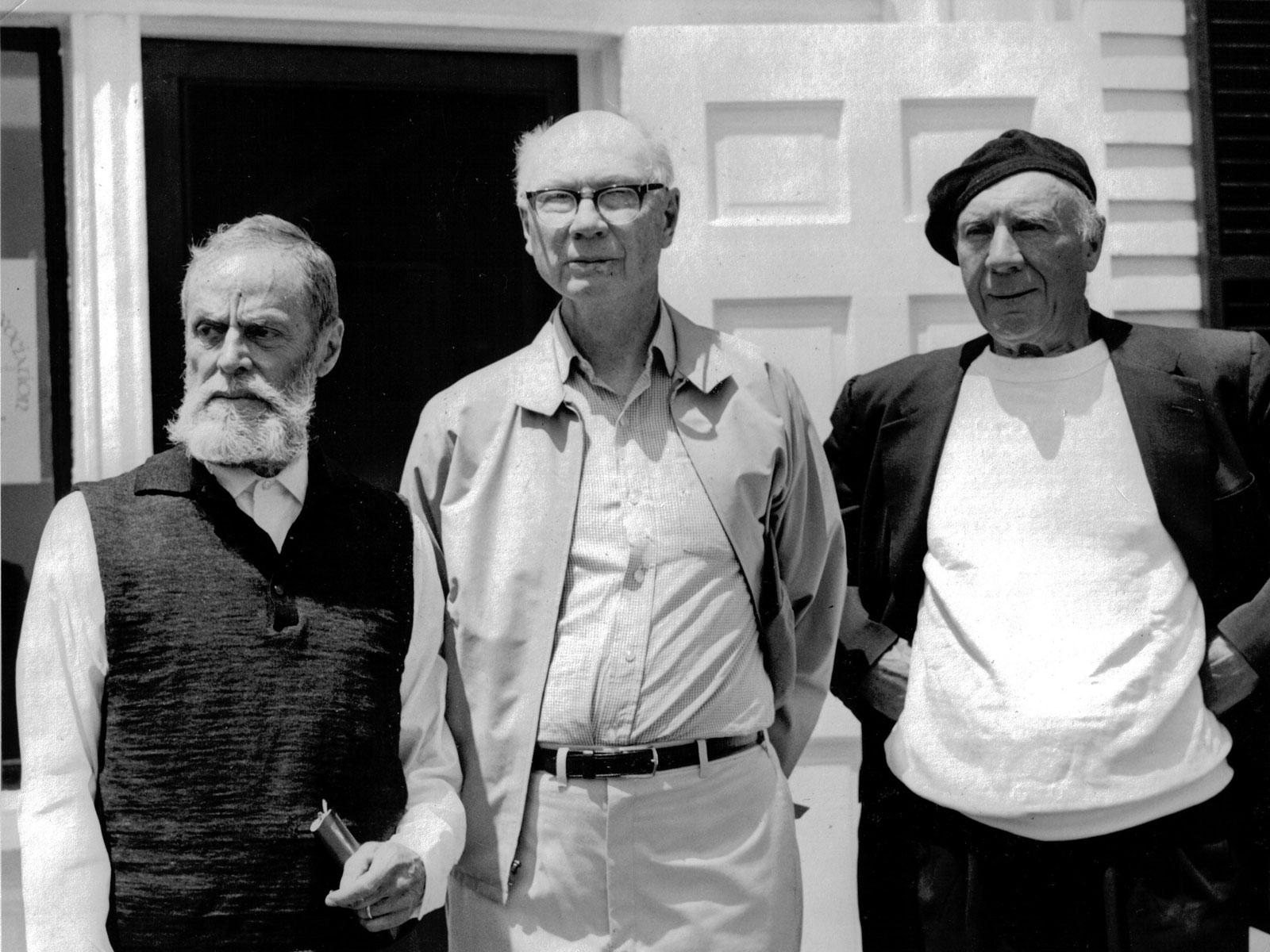 Dickinson, Moffett, Knaths