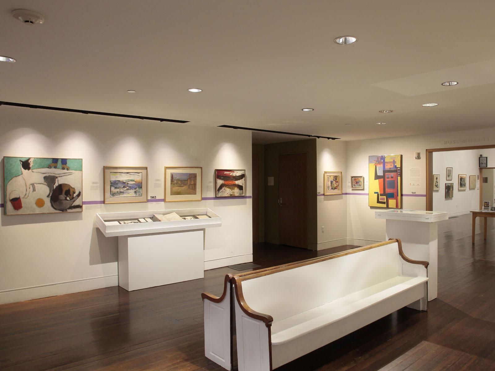 Facility image of Ross Moffett Gallery