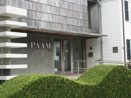 PAAM exterior