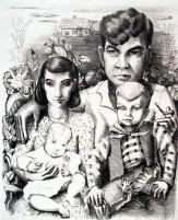 Shelby Shackelford, Family
