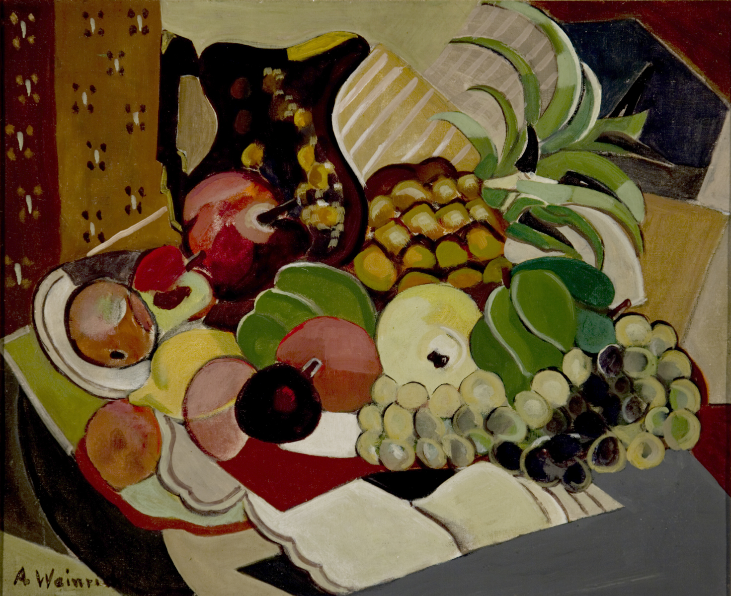 Agnes Weinrich, Still Life, PAAM Collection