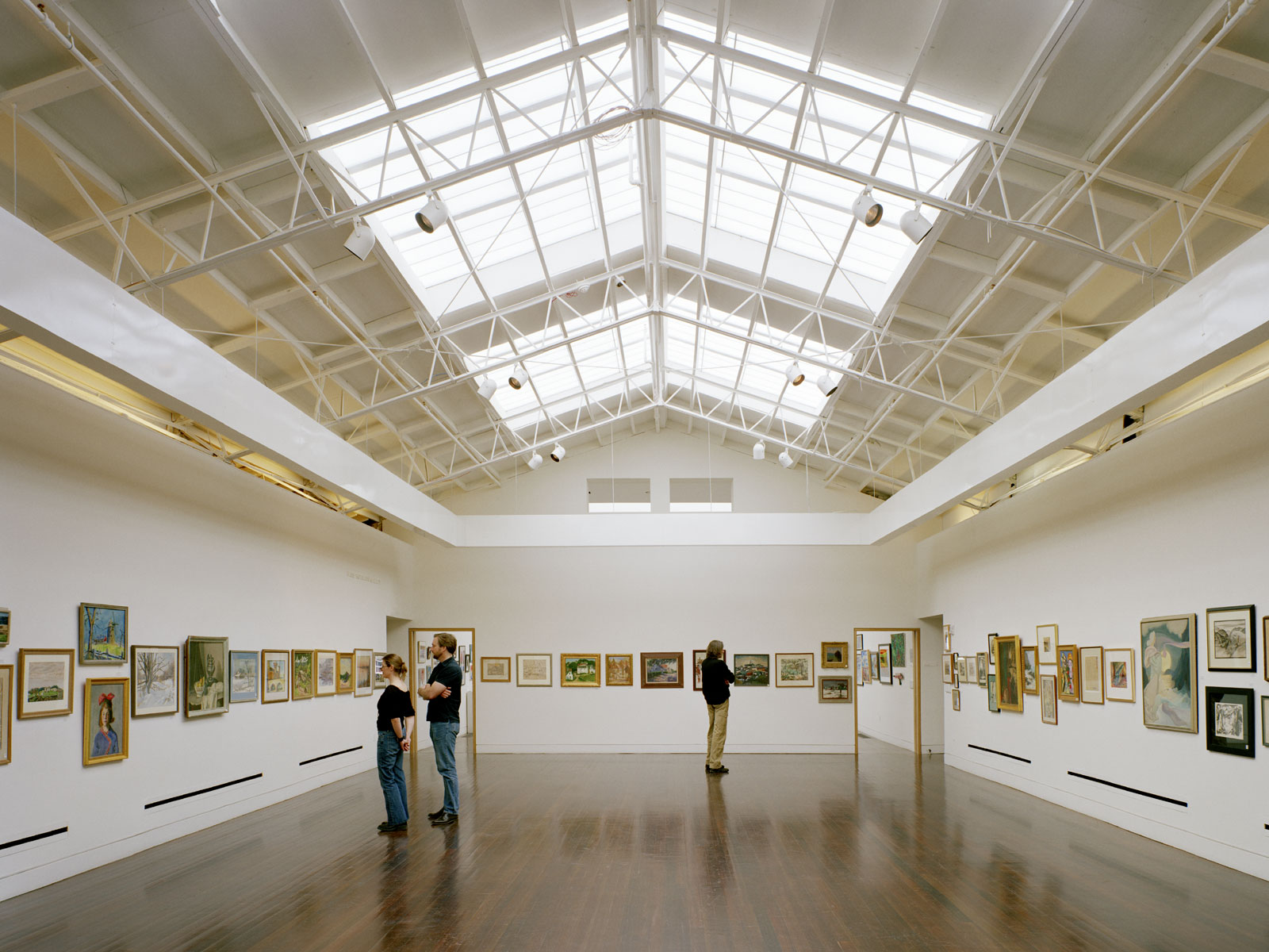 The Hofmann Gallery at PAAM