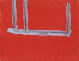 Motherwell, Robert, Blue on Scarlet, 2212,022, copy