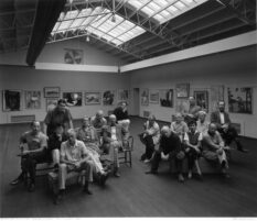Newman, A Members of the Provincetown Art Association 1230