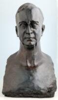 Polasek, Albin portrait of Charles Webster Hawthorne