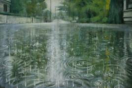 SPRING RAIN #4