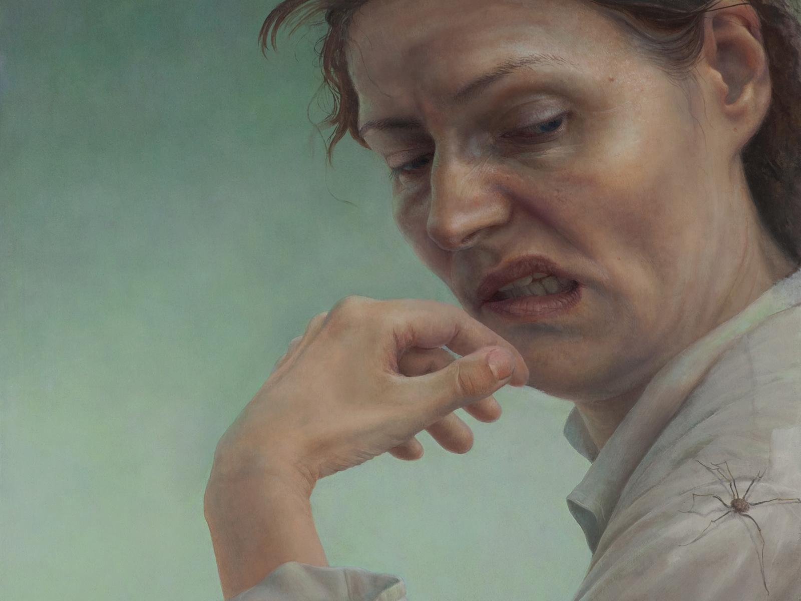 Reiner Hansen, Self Portrait, 2012 Recipient