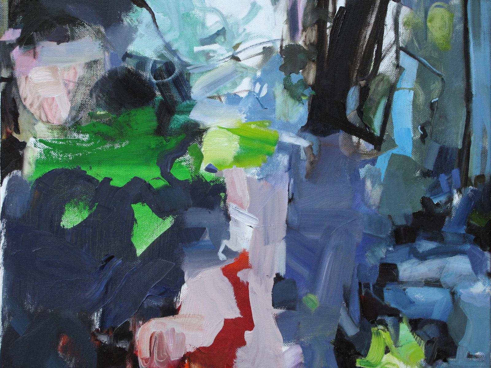 D Morgan Russell, untitled, 2010 Recipient