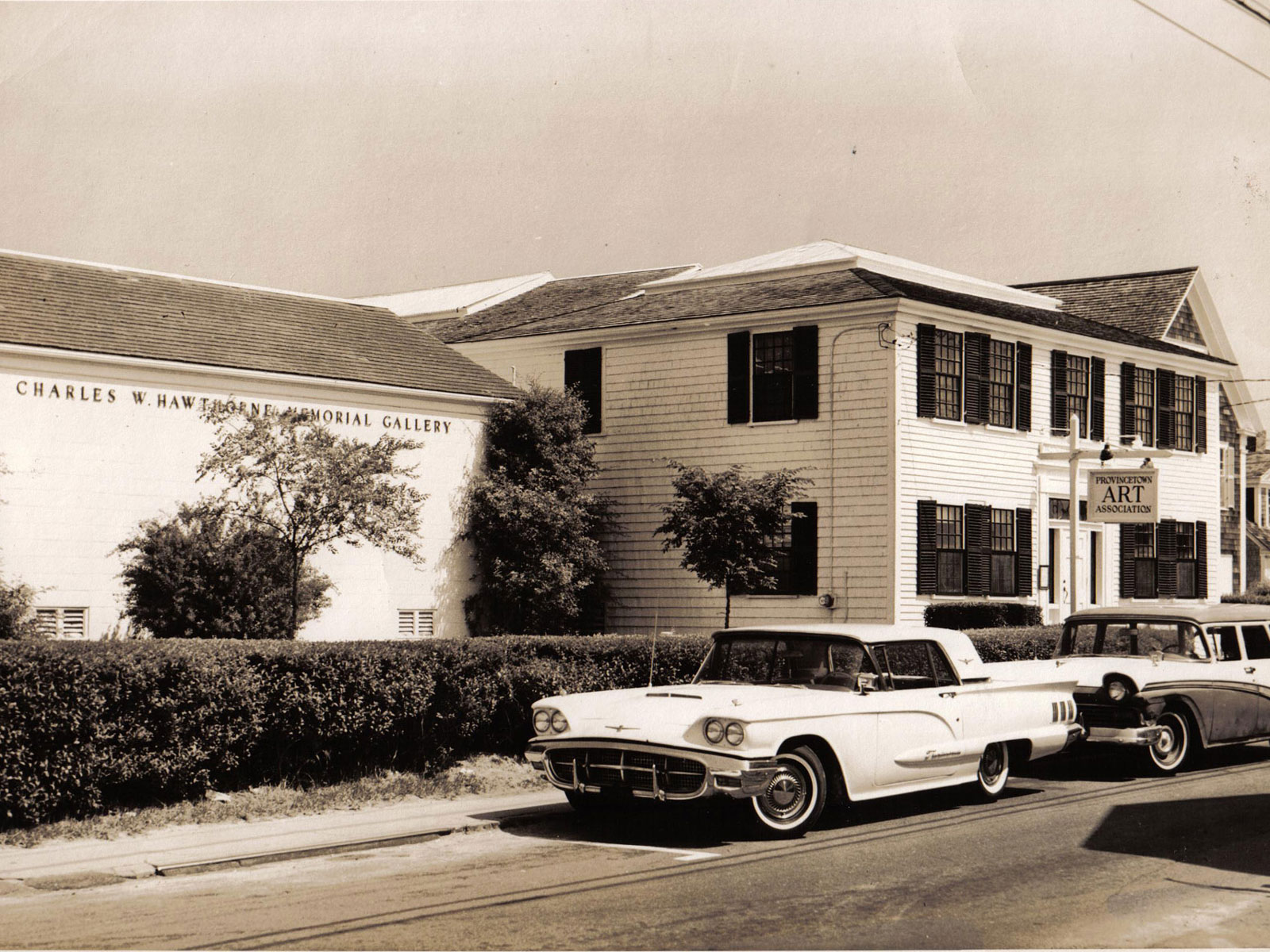PAAM exterior 1960