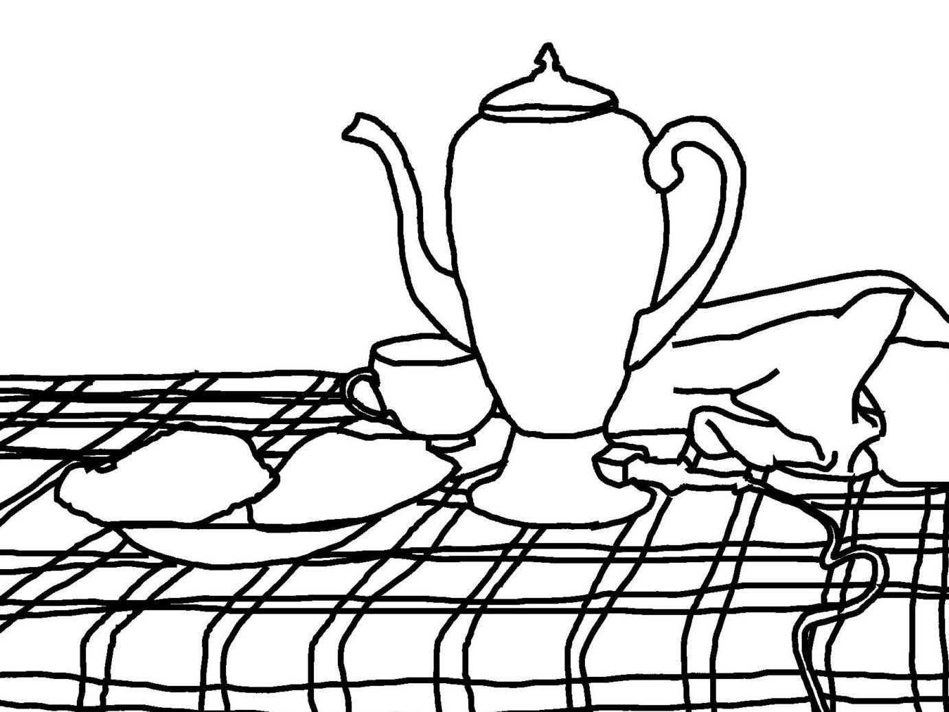 PAAM Coloring Book Page